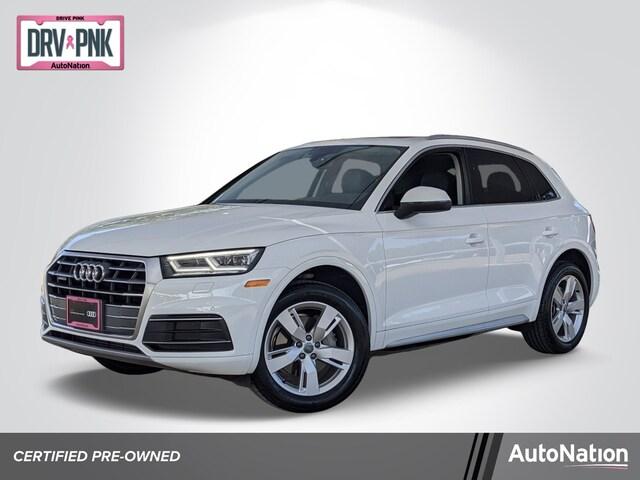 2018 Audi Q5 Premium Plus Sport Utility