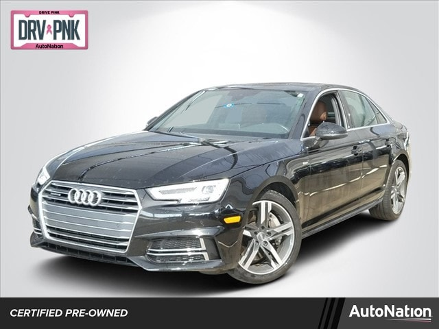 2017 Audi A4 Premium Plus 4dr Car