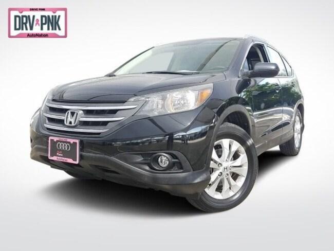 2012 Honda CR-V EX-L Sport Utility