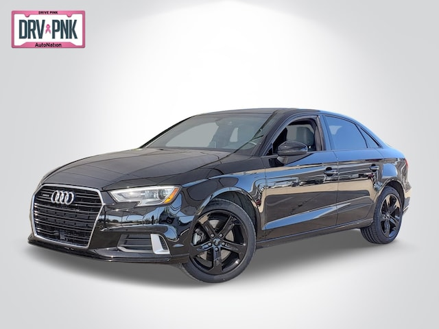 2017 Audi A3 Sedan Premium 4dr Car
