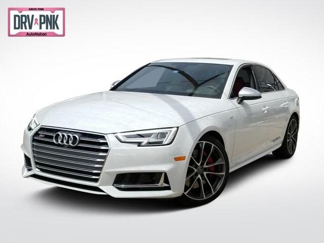 2018 Audi S4 Prestige 4dr Car