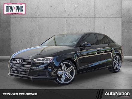 2020 Audi A3 Sedan Premium Plus 4dr Car