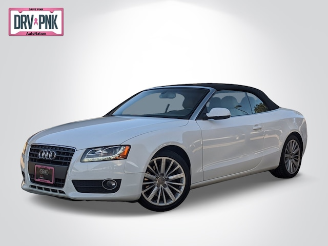 2010 Audi A5 Premium Plus 2dr Car