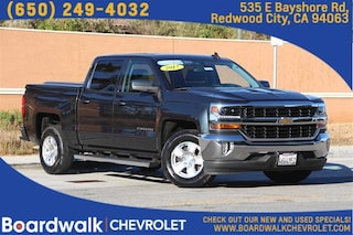2017 Chevrolet Silverado 1500 LT Truck