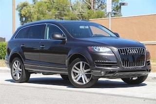 2012 Audi Q7 3.0 TDI Premium Plus SUV