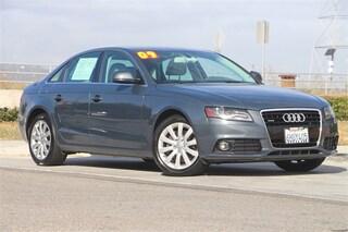 2009 Audi A4 3.2 Premium Plus Sedan