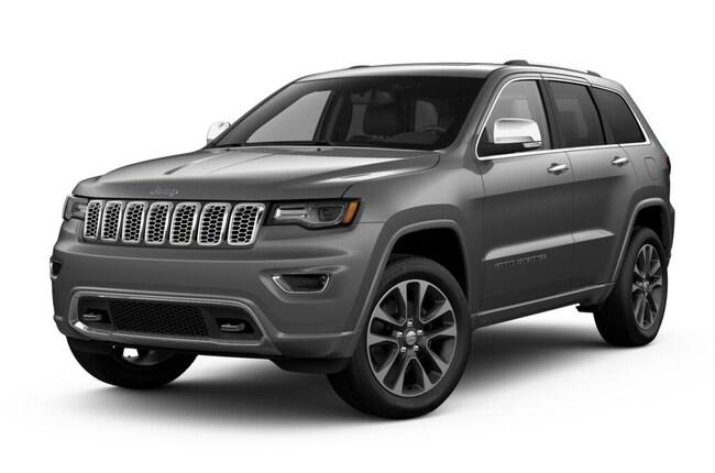 2018 Jeep Grand Cherokee OVERLAND 4X4 Sport Utility
