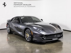 Pre-Owned 2020 Ferrari 812 Superfast Coupe in Plano, TX