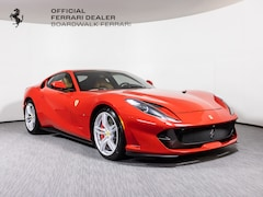 Pre-Owned 2019 Ferrari 812 Superfast Coupe in Plano, TX