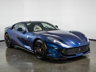 2019 Ferrari 812 Superfast Coupe