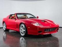 Pre-Owned 2005 Ferrari Superamerica Convertible in Plano, TX