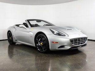 2014 Ferrari California Convertible
