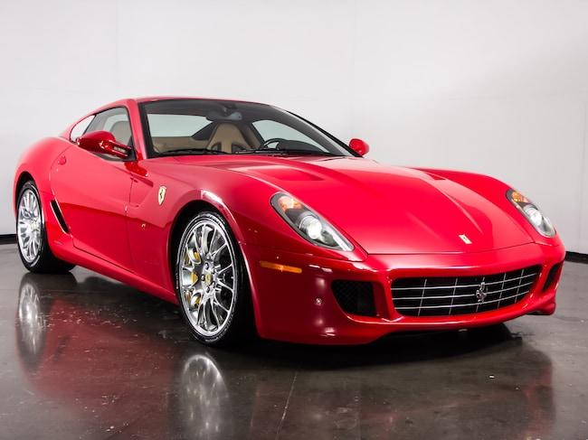Used 2008 Ferrari 599 GTB Fiorano Coupe For Sale Plano, Texas