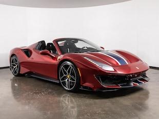 2020 Ferrari 488 Pista Spider Convertible