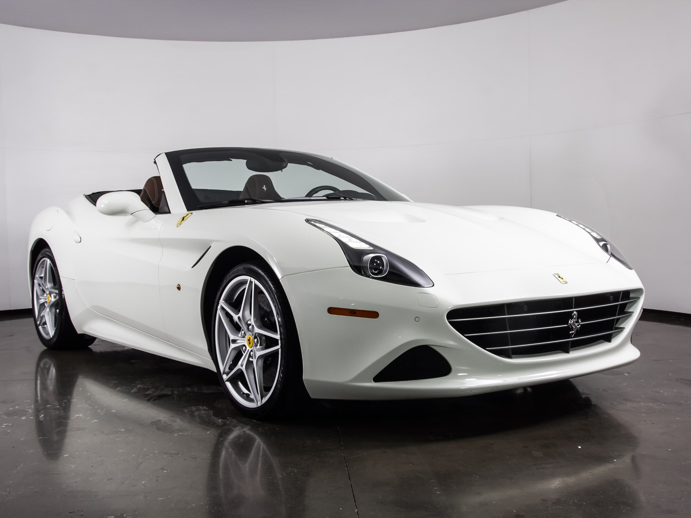 Ferrari California T >> Used 2017 Ferrari California T For Sale Plano Tx Vin Zff77xja8h0224768