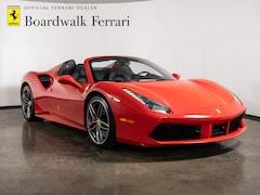 Pre-Owned 2019 Ferrari 488 Spider Convertible in Plano, TX