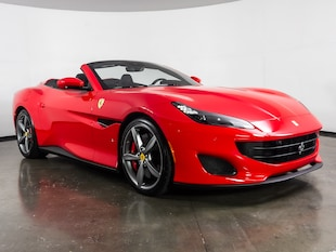 2020 Ferrari Portofino Convertible