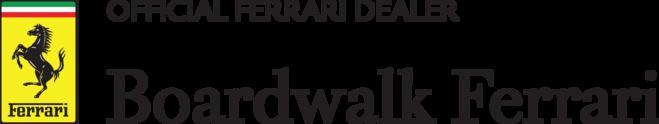 Boardwalk Ferrari