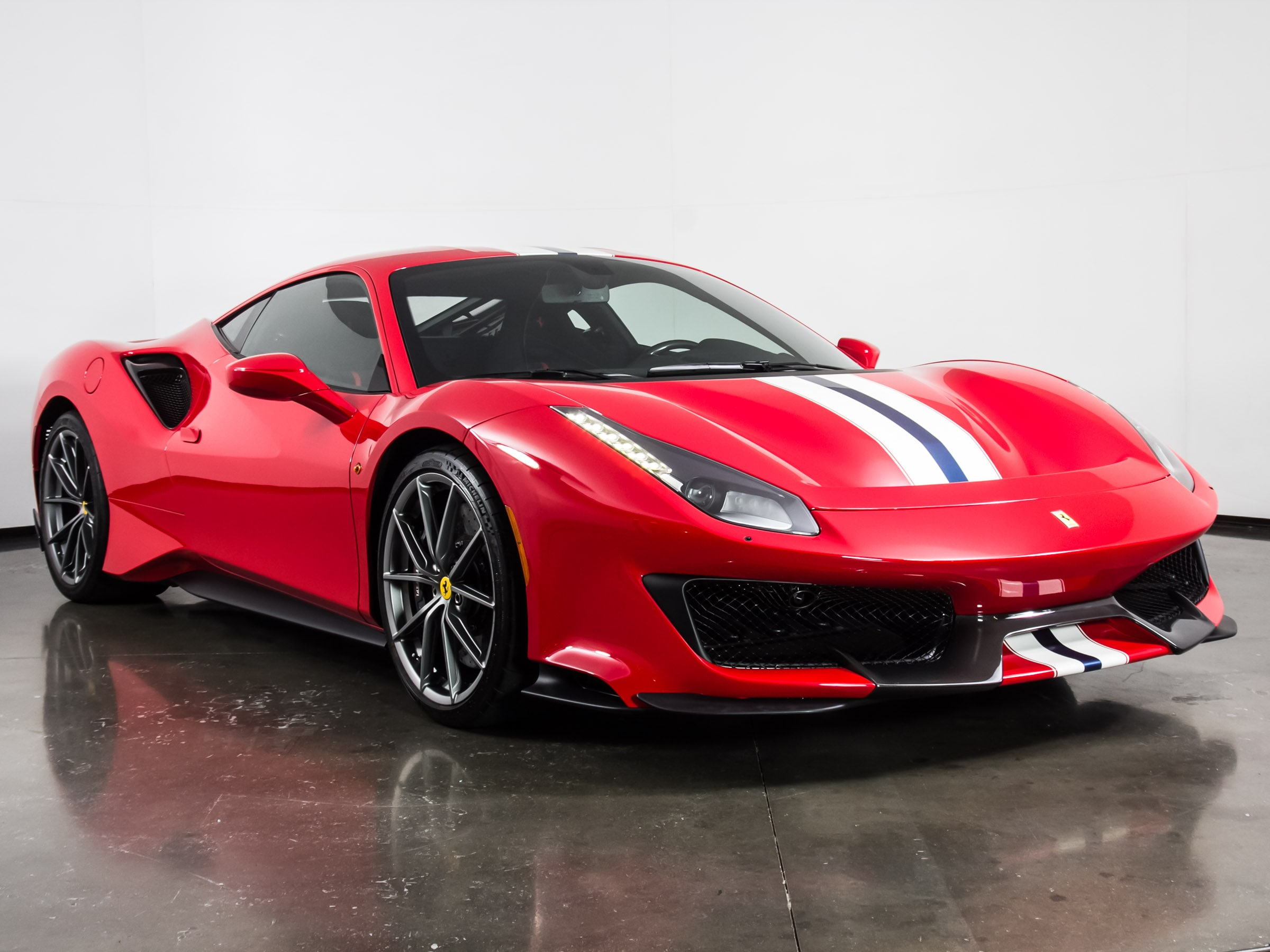 Certified Pre,Owned 2019 Ferrari 488 Pista For Sale Plano, TX