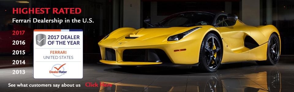 Ferrari of Newport Beach | California Factory Authorized Ferrari ...