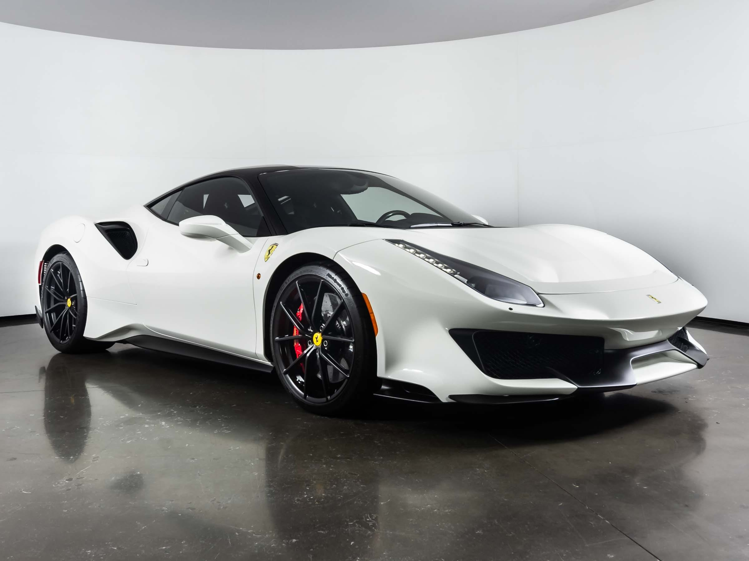 Used 2020 Ferrari 488 Pista For Sale Plano Tx Vin Zff90hla4l0251006