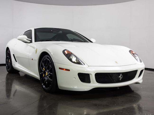 Used 2011 Ferrari 599 GTB Fiorano Coupe For Sale Plano, Texas