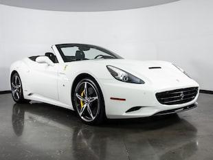 2014 Ferrari California Convertible