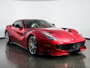 2017 Ferrari F12tdf Coupe