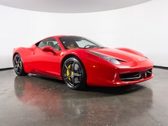 Pre-Owned 2015 Ferrari 458 Italia Coupe in Plano, TX