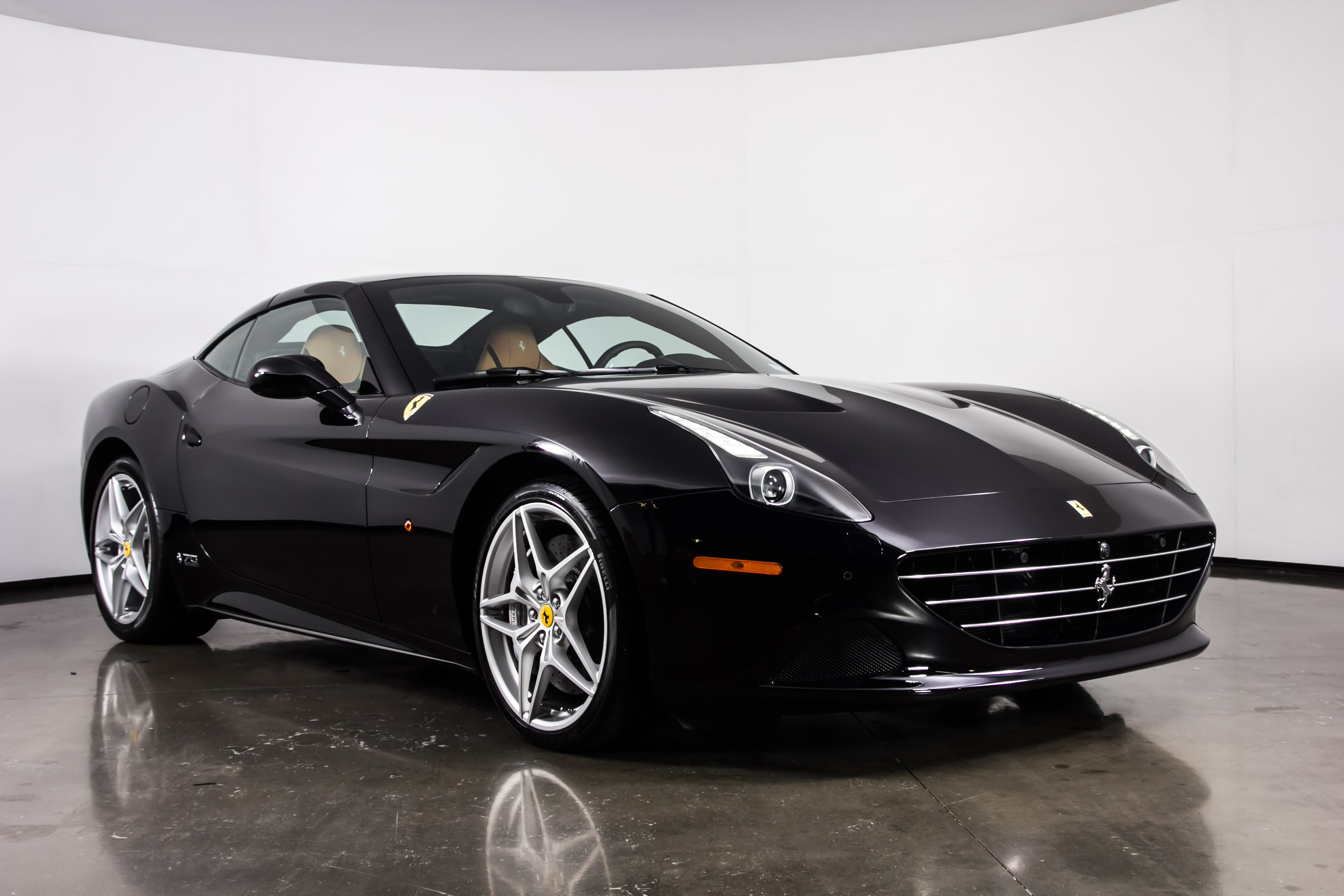 Used 2018 Ferrari California T 70th For Sale Plano Tx Vin