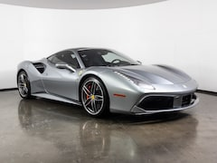 Pre-Owned 2018 Ferrari 488 GTB Coupe in Plano, TX