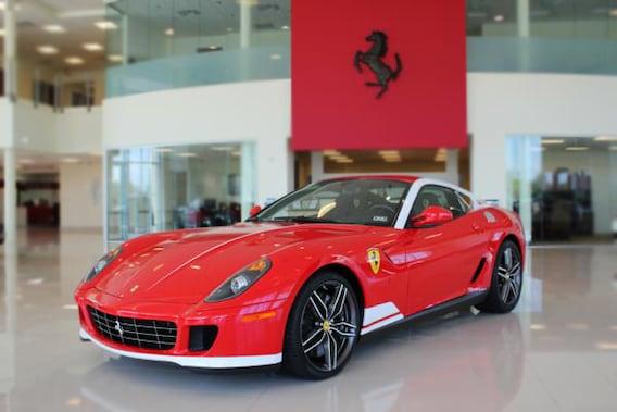 Boardwalk Ferrari New Ferrari Dealership In Plano TX - Plano car show