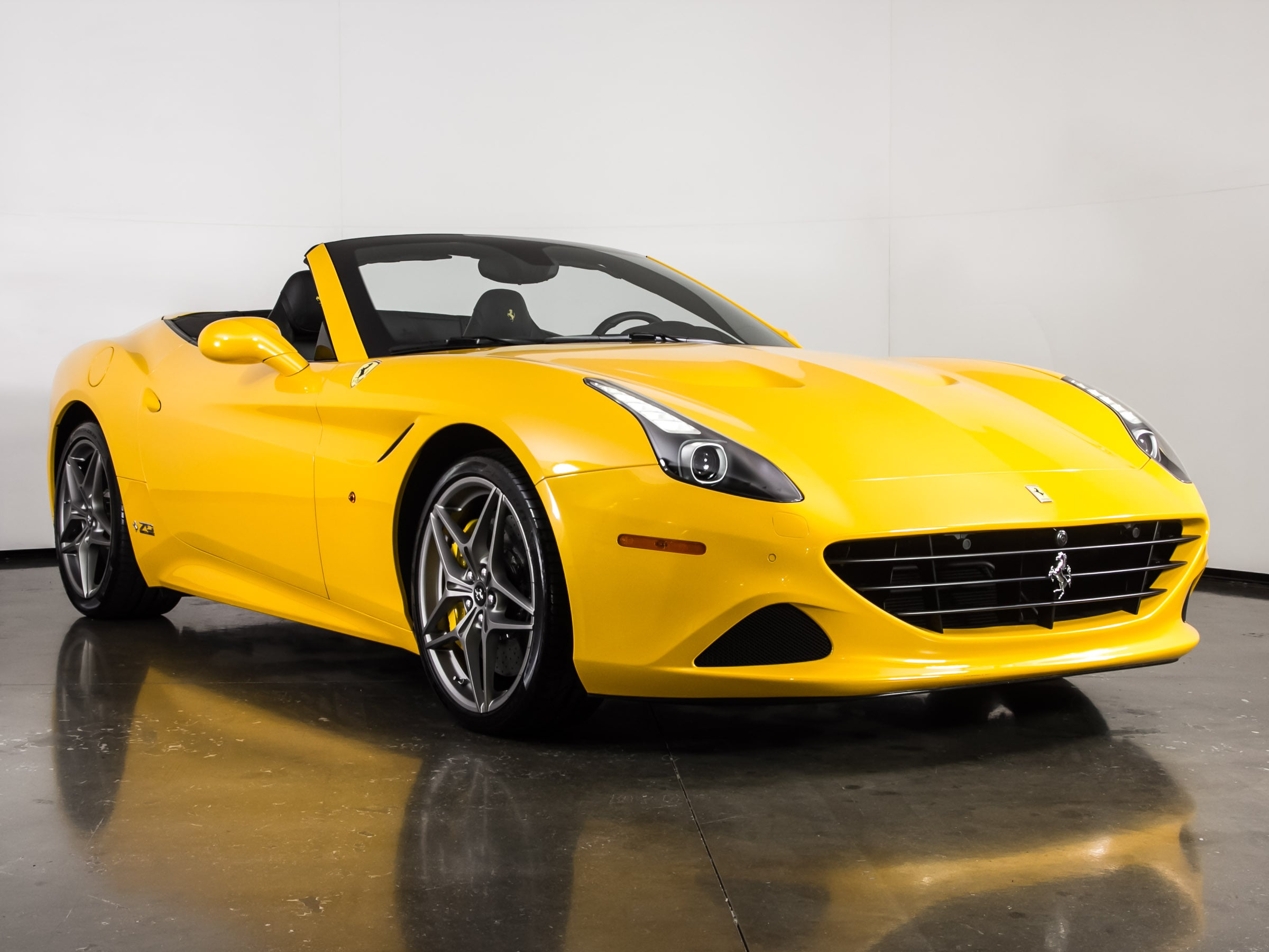Used 2017 Ferrari California T 70th For Sale Plano Tx Vin