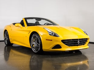 2017 Ferrari California T 70th Convertible