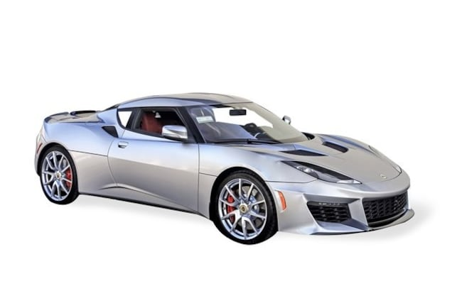 2017 Lotus Evora Base Coupe