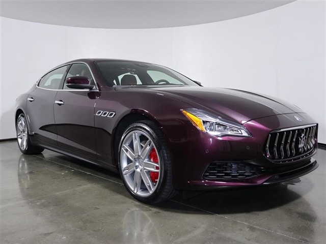 new 2018 maserati quattroporte for sale or lease plano, tx | vin