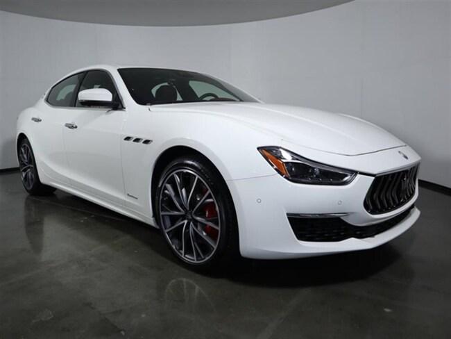 New 2019 Maserati Ghibli S Q4 Sedan in Plano, TX