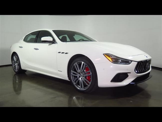 New 2018 Maserati Ghibli S Q4 GranSport Sedan in Plano, TX