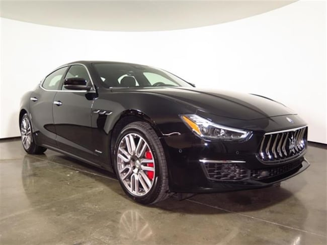New 2018 Maserati Ghibli GranLusso Sedan in Plano, TX