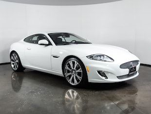 2013 Jaguar XK Base Coupe