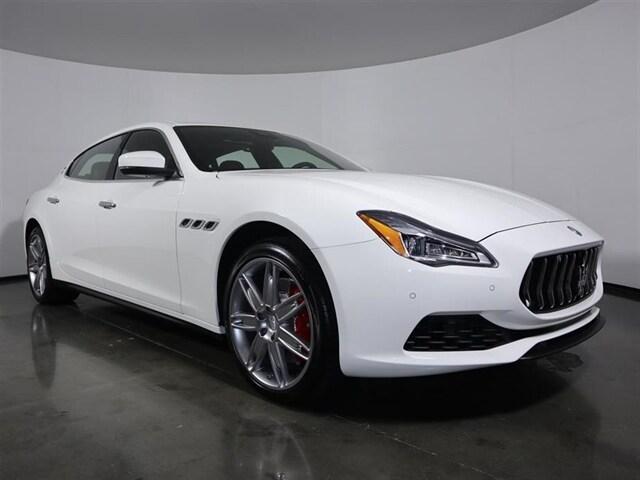 2018 Maserati Quattroporte Sedan