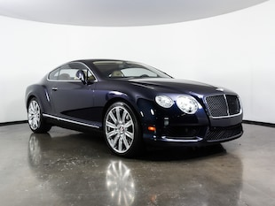 2014 Bentley Continental V8 Coupe
