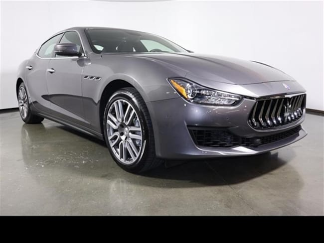 New 2018 Maserati Ghibli Sedan in Plano, TX