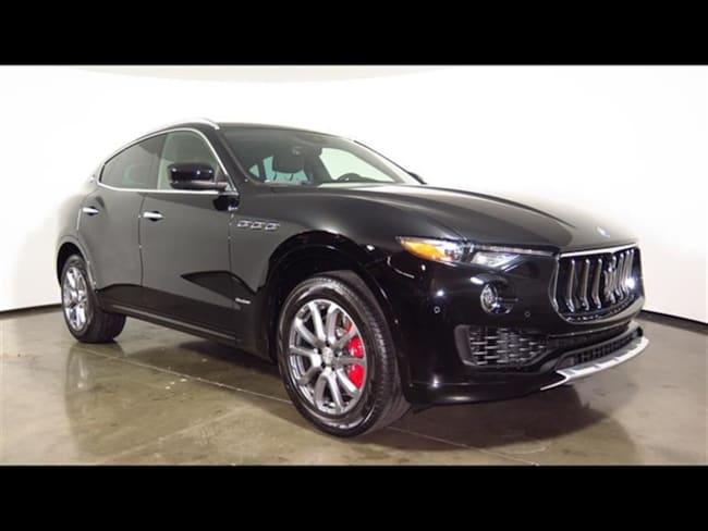 New 2018 Maserati Levante GranLusso S SUV in Plano, TX