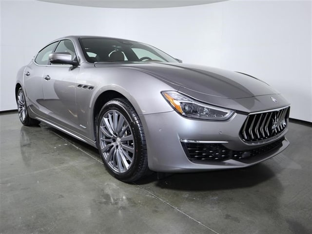 2019 Maserati Ghibli 4DR
