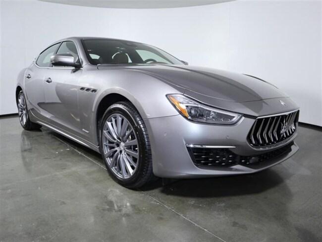 Used 2019 Maserati Ghibli Granlusso 3.0L 4DR in Plano, TX