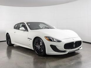 2016 Maserati GranTurismo Sport Coupe