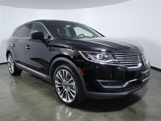 Used 2017 Lincoln MKX Reserve AWD SUV in Plano, TX