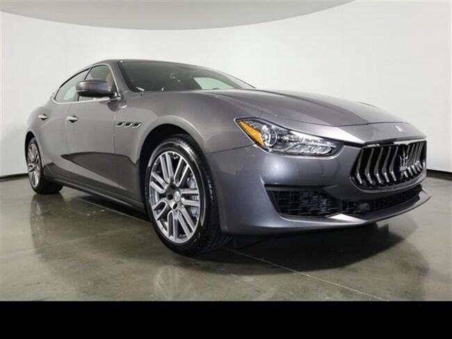 New 2018 Maserati Ghibli Sedan in Plano, TX