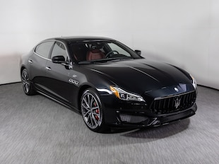2022 Maserati Quattroporte GT Sedan